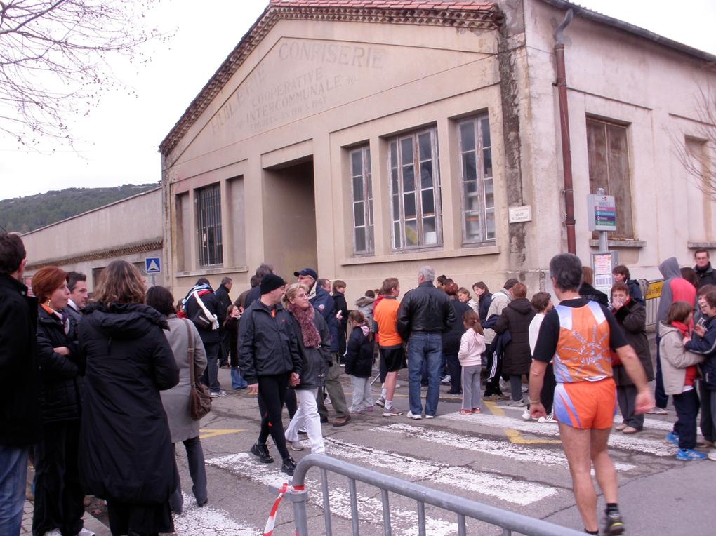 Album - Tour Pedestre de Caveirac 2010