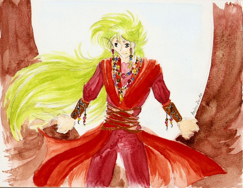 Croquis, linearts, monochromes ou illustrations de fics en hommage à ce très grand manga ! Warning : yaoi inside /!\