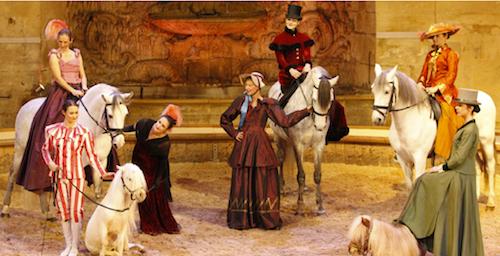 équitation en amazone selle d'amazone exercices de travail du cheval