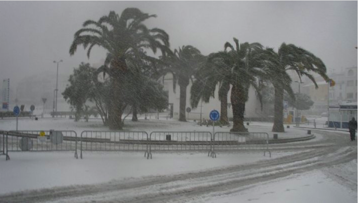 Album - Schnee-in-Palamos