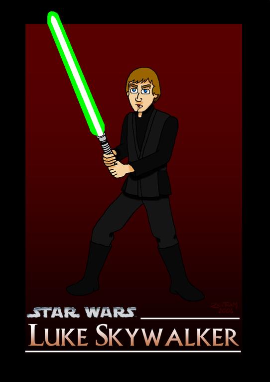Les dessins inspirés de la célèbre saga de George Lucas se déroulant il y a bien longtemps dans une galaxie lointaine, très lointaine...