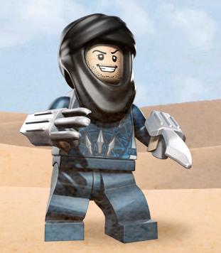 Album - Lego Prince of Persia