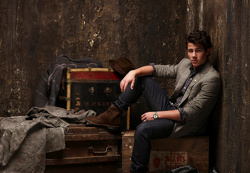 Nick Jonas and the administration! Shows, photoshoot...