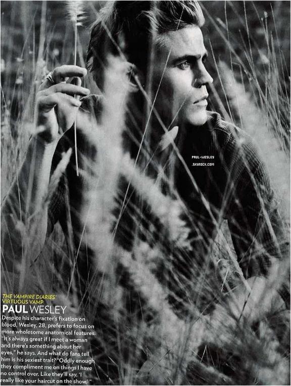 Album - paul-wesley--stephan-salvatore-vampire-diaries-