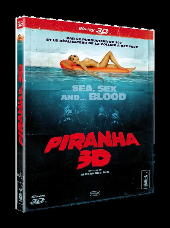 Album - Piranha-3D