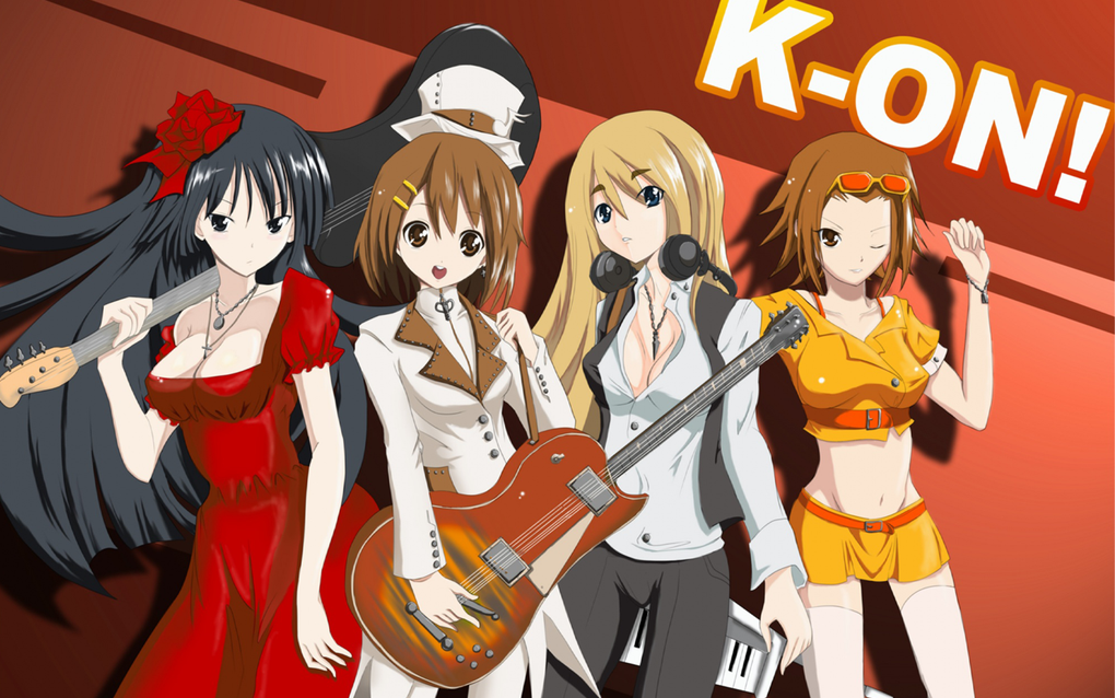 Album - K-ON Wallpapers