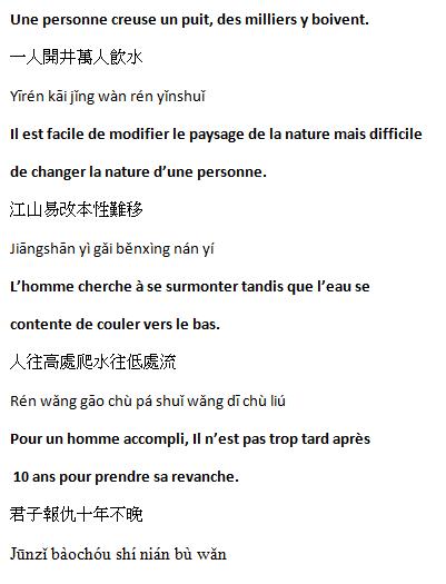 Album - Proverbes-Chinois