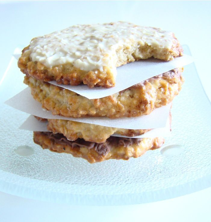 ♥ Biscuits Granola maison, version saine ♥