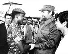 Thomas Sankara et Fidel Castro, des relations solides (Blog de Jaffré)