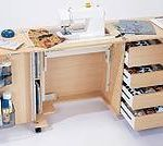 Mobilier pour couture / Sewing furniture