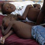 La terre gronde .. La faim puis le Choléra