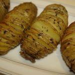 Pommes de terre à la...suédoise
