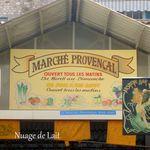 Marché Provençal d'Antibes et quelques photos de vacances à Juan les Pins