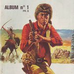 Daniel Boone - Album n°1