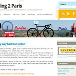 LONDON 2 PARIS: THE CHALLENGE