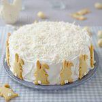 Gâteau coco passion