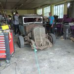 Le Hot Rod change d'atelier !