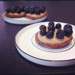 TARTELETTES DOUBLE SESAME AUX FRUITS