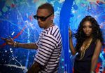 Brandy feat Chris Brown - Put It Down (video + lyrics)