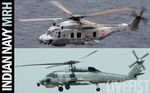 Scrappy Indian Navy Copter Bid Nears End