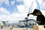 Air Force Welcomes Next Two NH90 Helicopters (New Zealand)