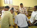 Represión en Cuba: Golpean a Pastores por el Cambio en la Plaza de la Patria