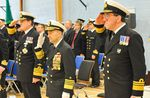 UK Admiral takes over NATO's new Maritime Command