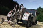 Advanced Recovery Systems Introduced to Support New Light Protected Patrol Vehicles