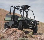 Boeing UK, John Deere Introduce the M-Gator A3 Robotic Load Carrier