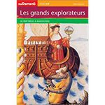 MERLE Claude, MISTRAL Laure, Les Grands explorateurs, Autrement, Coll. Junior, 2002