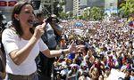 """MCM: """"El apoyo de América Latina a Maduro es inconcebible e inaceptable"""""""