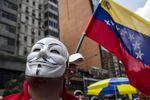 La oposición venezolana muestra su fuerza en la calle a pesar de la discordia en su liderazgo