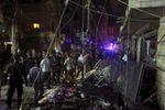 Un double attentat fait plus de 40 morts