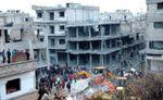 Un gaz jusqu'ici inconnu utilisé en Syrie