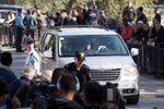 L'EX-PRÉSIDENT ISRAÉLIEN KATZAV EST SORTI DE PRISON