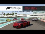 """Forza Motorsport 6 - """"Polo Red Car Pack""""."""
