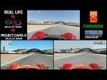 Project CARS : comparaison builds 422 et 939