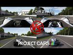 DigiProst - Forza 6 vs Project CARS