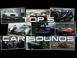 Project CARS : top 5 des sons