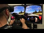 iRacing : cockpit dynamique, Oculus, ventilateurs de vitesse, ...
