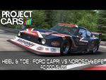 Project CARS : Ford Capri et Nordschleife