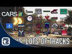Project Cars : Aperçu des circuits et volants compatibles