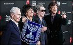 Defying Boycotts, Jagger, Stones, to Honor Israel's 65th Birthday