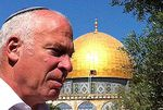 MK Ariel 'Blesses' at Temple Mount, PA Warns of Religious War (Video)