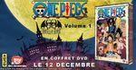 [Concours] Gagnez des coffrets DVD du volume 1 de One Piece Thriller Bark