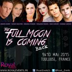 [Divers] Convention The Full Moon is Coming Back par Royal Events