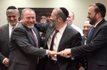 Shas and UTJ to Join Coalition by Week's End