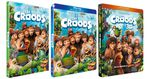[Actu DVD/BLU-RAY] Les Croods actuellement en DVD, BLU-RAY et BLU-RAY 3D
