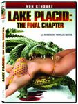 [Test DVD] Lake Placid : The Final Chapter