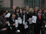 A propos de la parité : le combat des eurodéputées ...